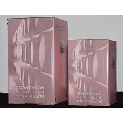 Cubis rosé vin CE 12.5° 5L
