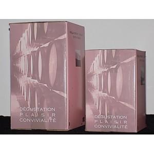 Cubis rosé vin CE 12° 5L